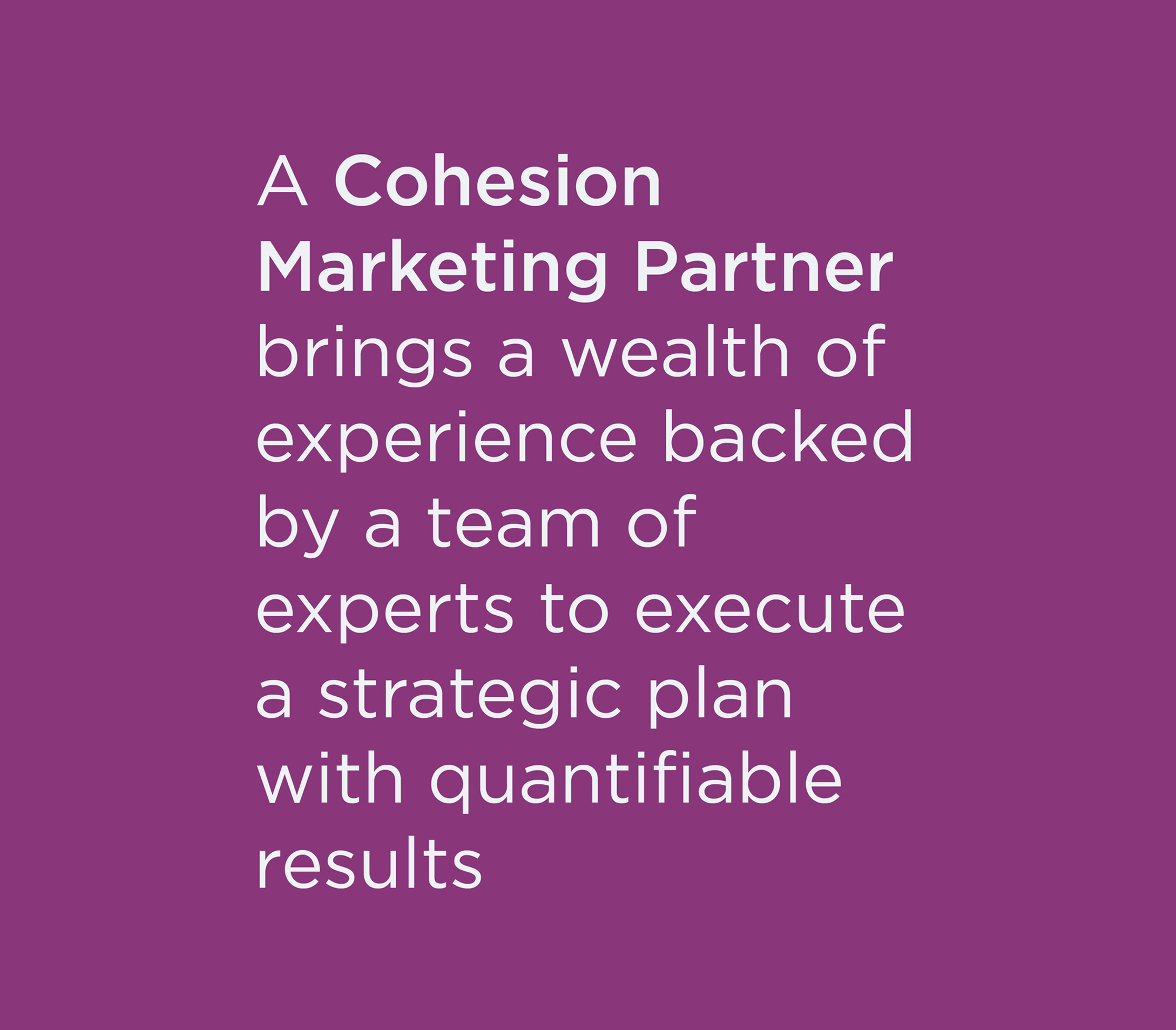Why Cohesion? block2